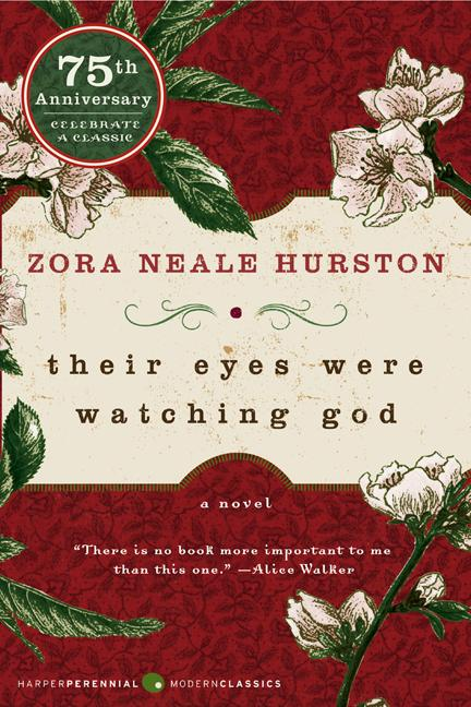 Cover of Their Eyes Were Watching God