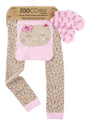 Baby Leggings & Sock Set ‐ Kallie das Kätzchen
