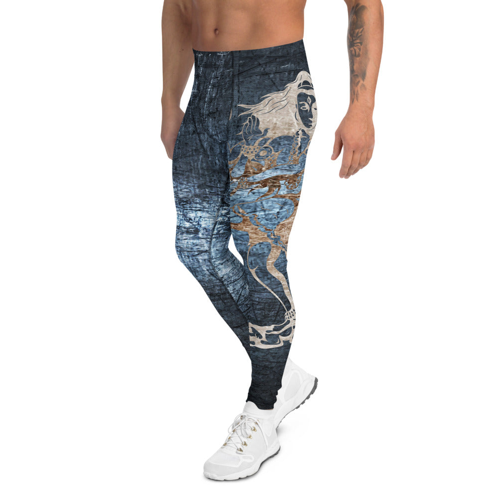 Dance of Creation Men's Yoga Leggings