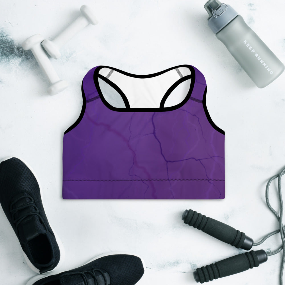 Stormy Ajna Yoga Top Padded Sports Bra