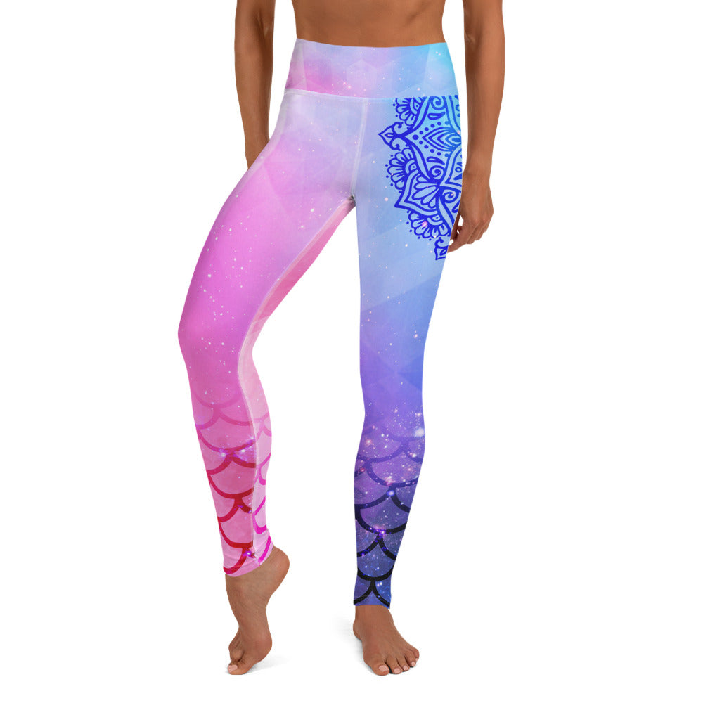 Believe in Magic Vishuddha Yoga Leggings