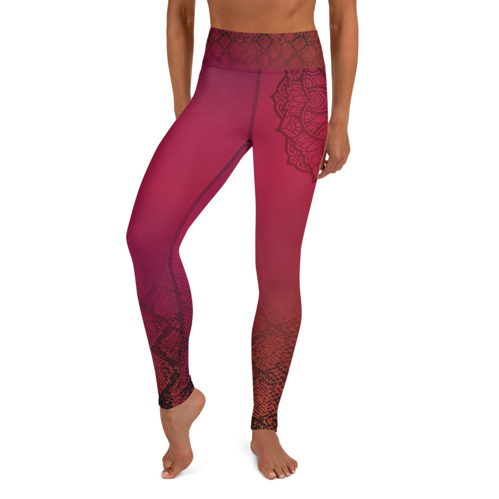 Temptation Muladhara Yoga Leggings