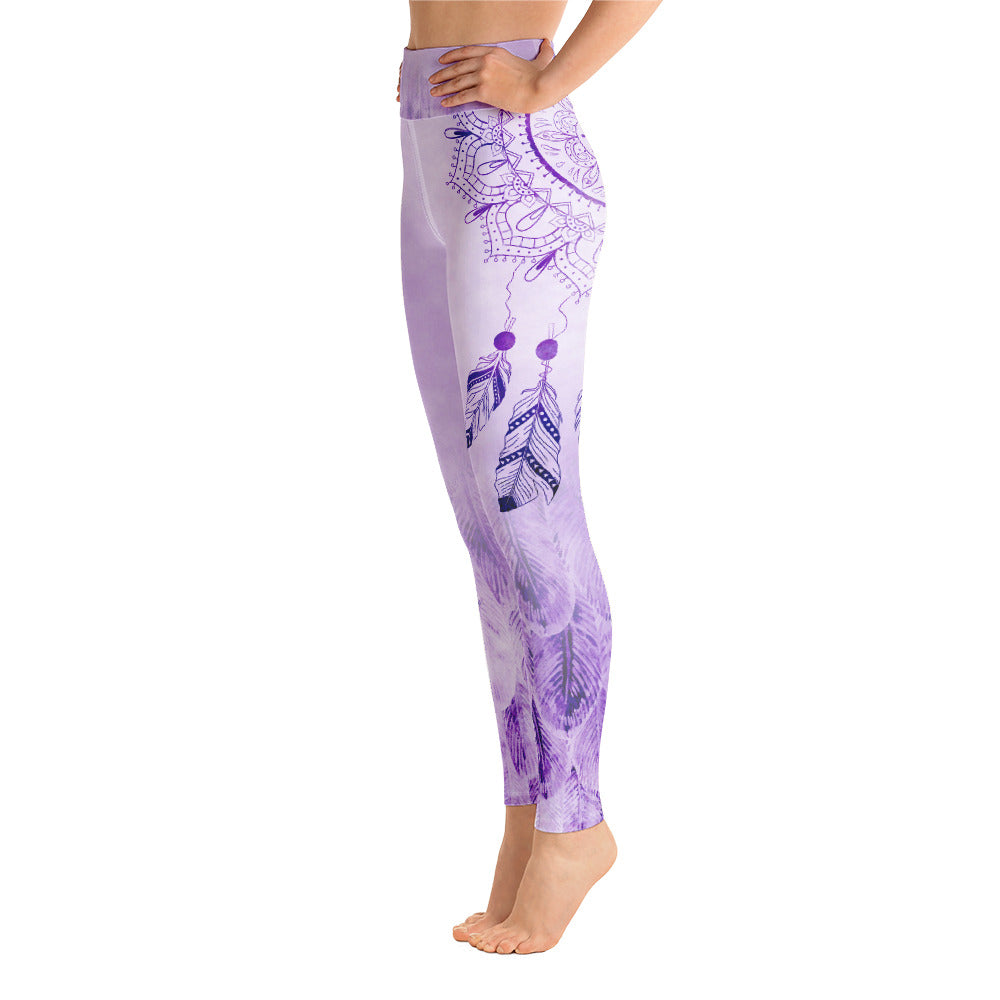 Lucid Dreams Ajna Yoga Leggings
