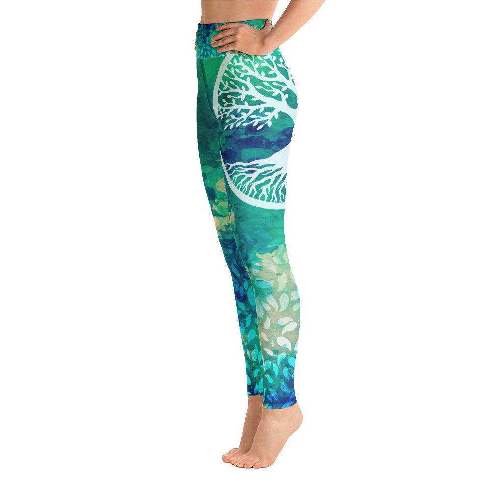 Synergy Anahata Yoga Leggings
