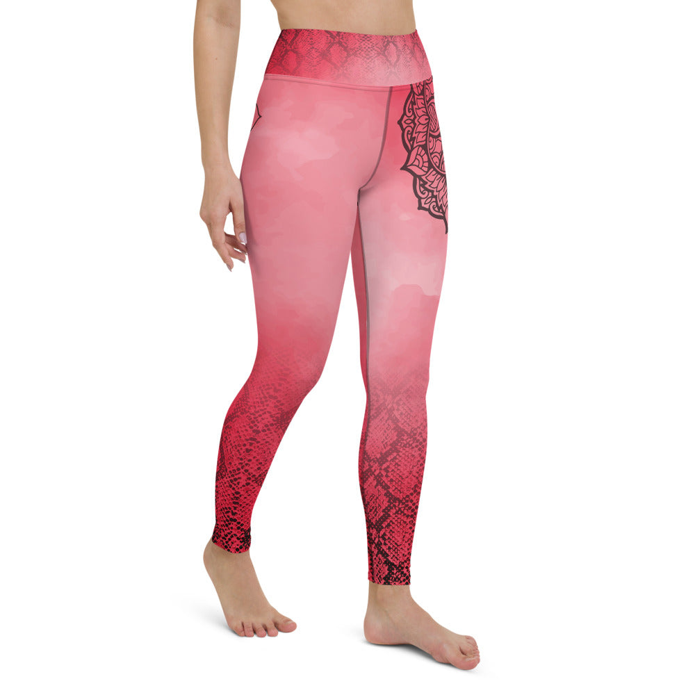 Sacred Love Muladhara Yoga Leggings