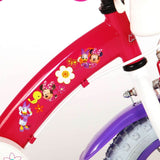 Minnie Mouse Meisjesfiets 12 inch