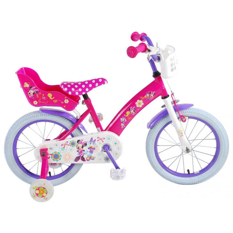 Disney Minnie Mouse Bow-Tique 14 inch Meisjesfiets.