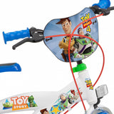 Toy Story kinderfiets 12 inch Wit