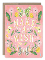 Biely & Shoaf| Make a Wish Birthday Card 100% Recycled Paper