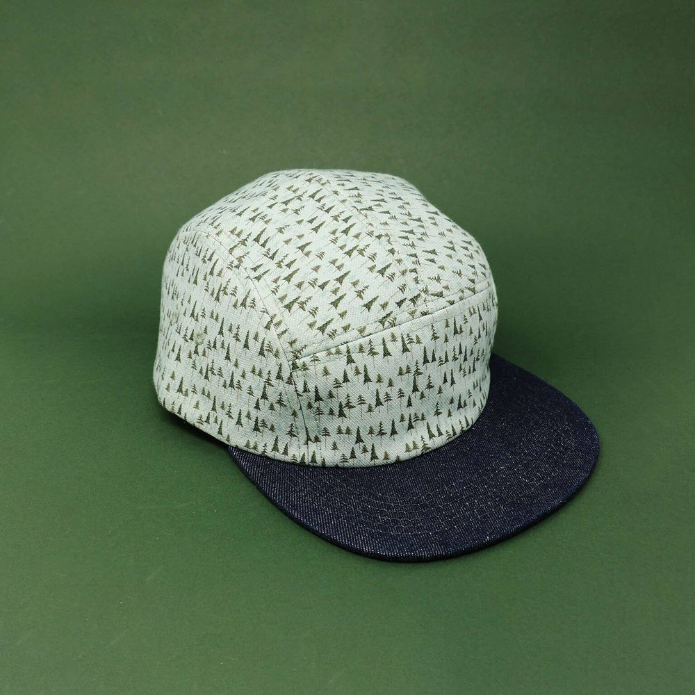 Storied Hats | 100% Organic Lil' Forest Sky Hat