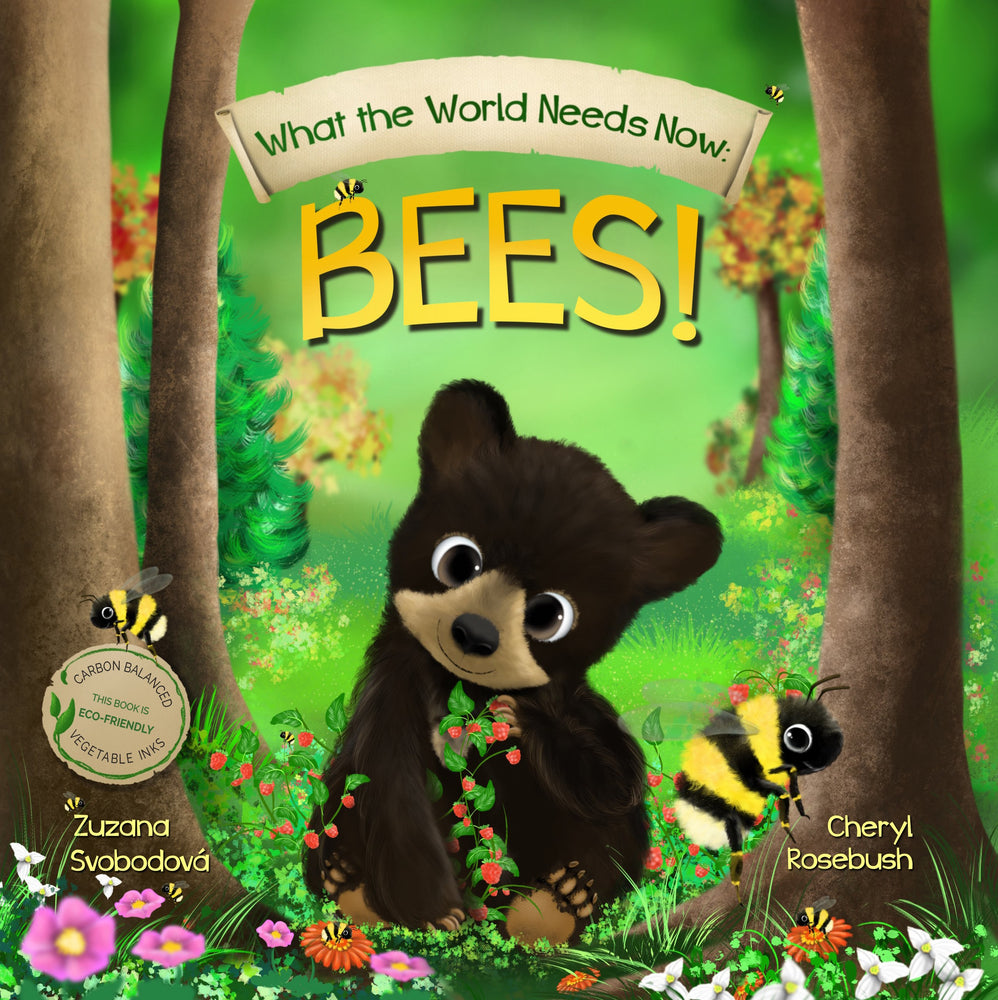 "Load image into Gallery viewer, FREE ""What the World Needs Now: Bees!"" activity page"