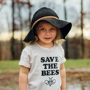 Nature Supply Co | Save the Bees Organic Cotton Tee