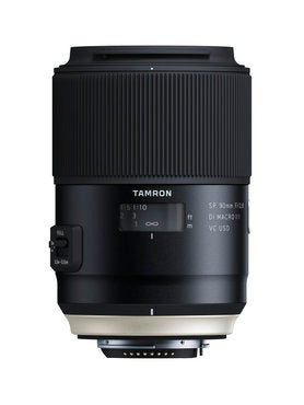 Tamron SP 90mm f/2.8 Macro 1:1 Di VC USD for Canon