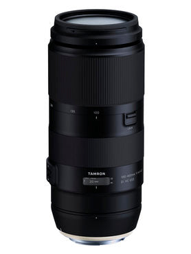 Tamron 100-400mm F/4.5-6.3 Di VC USD for Nikon