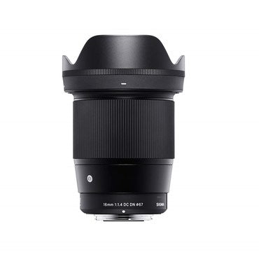 Sigma 16mm F1.4 DC DN C for Micro Four Thirds