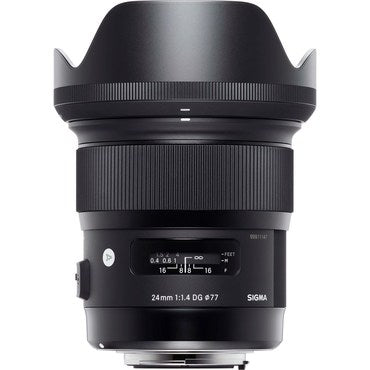 Sigma 24mm F1.4 DG HSM Art for Canon