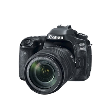 Canon EOS 80D 18-135mm IS USM
