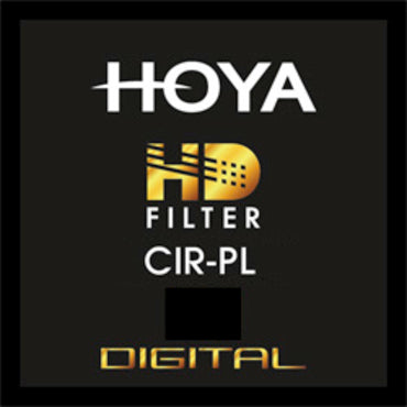 Hoya HD Circulært Polarisations filter 55 mm.