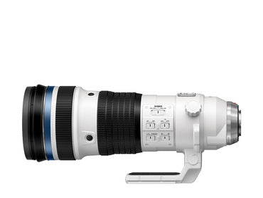 Olympus ED 150-400mm F4.5 TC1.25X IS PRO.