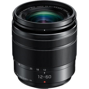 Panasonic Lumix G  12-60mm f/3,5-5,6 Power  O.I.S