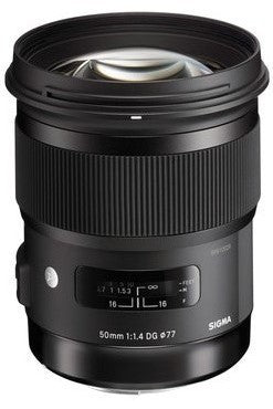 Sigma 50mm F1.4 DG HSM A for LEICA L-Mount