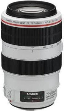 Canon EF 70-300mm. f/4-5,6 L IS USM