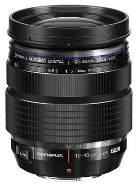 Olympus ED 12-40mm f/2.8 PRO Leveres i neutral emballage