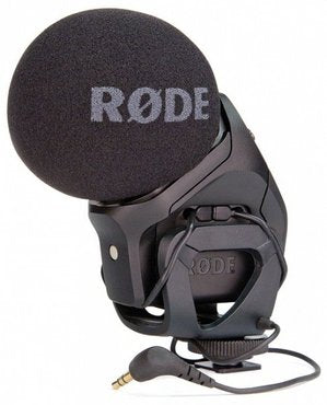 RØDE Stereo Video MicPro