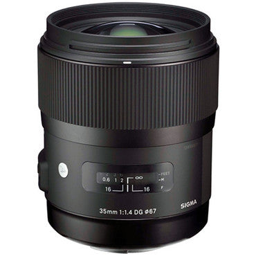 Sigma 35mm F1.4 DG HSM Art for SONY E