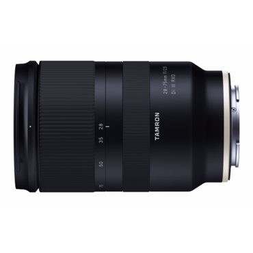 Tamron 28-75mm F/2.8 Di III RXD for Sony E  Cashback kr.750