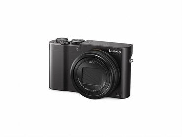 Panasonic Lumix DMC-TZ100 Sort