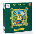 Roll-For-A-Tool - Patent Pending Board Game - Learn Tools While Playing