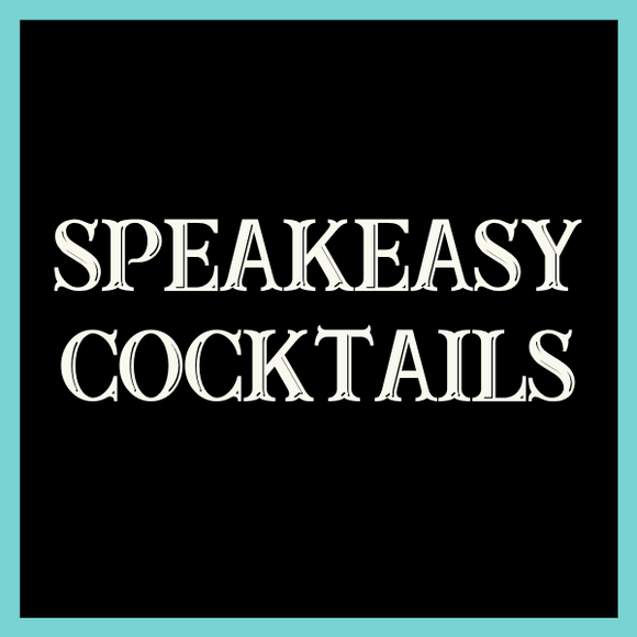 Speakeasy Cocktail Collection