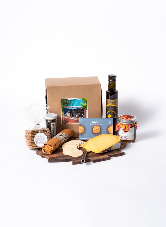 Artisanal Food Gift Box