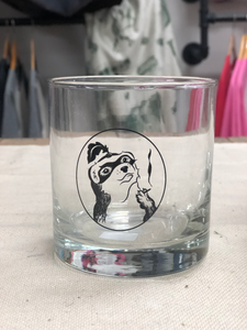 Hand Printed Glasses