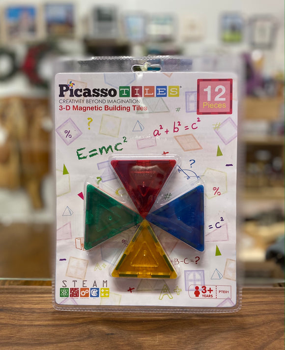 Picasso 3-D Magnetic Tiles