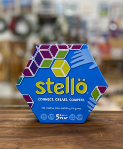 Stelliö Color-Matching Tile Game