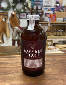 Yes Cocktail Co Passion Fruit Syrup