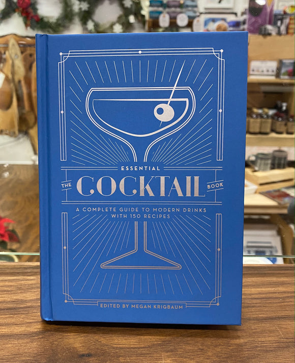 Cocktail Essential Recipe Book