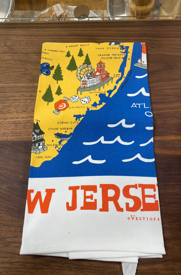 New Jersey Towel