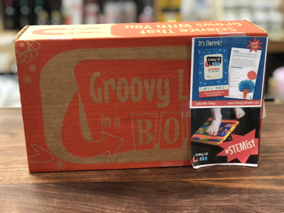 Groovy Lab in a Box - Design a Dance Pad