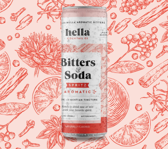Hella Bitters and Soda, Bitterwseet