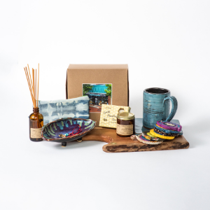 Locally-Made Gift Box