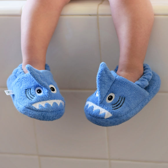 Kids Unicorn and Shark Slippers