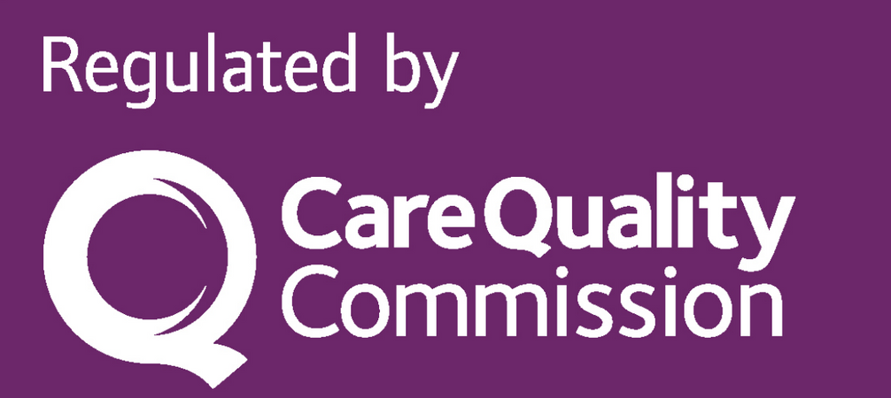 Regulated by care quality commission