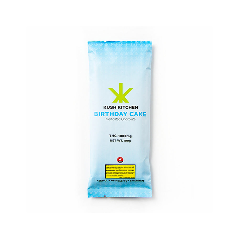 Load image into Gallery viewer, 1000mg Birthday Cake Bar by Kush Kitchen