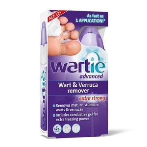 Wartie Advanced Wart & Verruca Remover 50ml