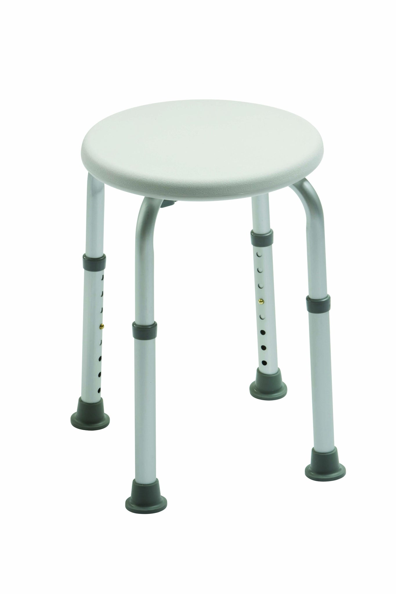 Round Shower Stool Retail Packed - Mobility2you - discount wholesale prices - from Drive DeVilbiss Healthcare