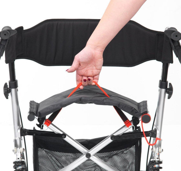 Suspension Rollator - Mobility2you - discount wholesale prices - from Drive Devilbiss Healthcare