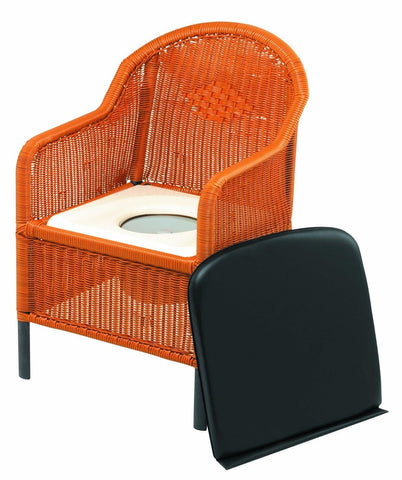 Wicker Commode - Mobility2you - discount wholesale prices - from Drive DeVilbiss Healthcare